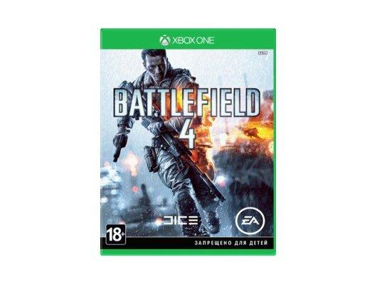 Battlefield 4 (Xbox One русская версия)