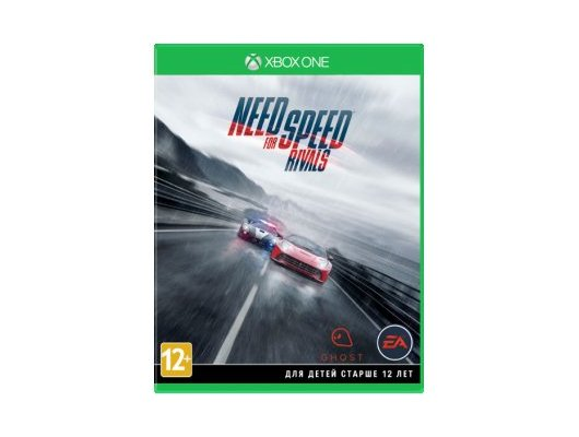 Need for Speed Rivals (Xbox One русская версия)