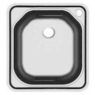 Кухонная мойка UKINOX CMM465.435-GT5K 1C Компакт матовая 3.5