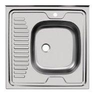 Кухонная мойка UKINOX STD600.600-4C 0R Стандарт 1.5