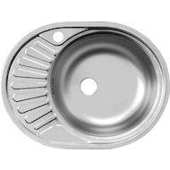 Кухонная мойка UKINOX 117/FAD577.447-GT6K 1R Фаворит матовая 3.5