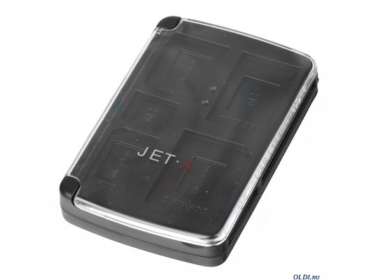 Картридер Jet.A Flow JA-CR5 Устройство чтения карт памяти USB 3.0 All-in-ONE