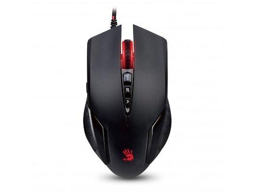 Мышь проводная A4Tech Bloody V5M (Black)