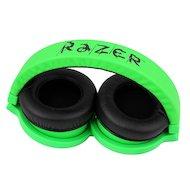Фото Игровые наушники проводные Razer Kraken Pro Green