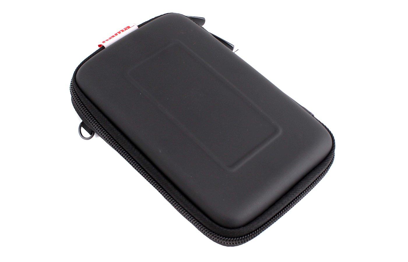 Кейс для жесткого диска Hama H-95521 EVA черный