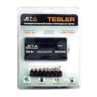 Фото Сетевой адаптер для ноутбука JetA Tesler от сети (JA-PA8) 120Вт Универсальный блок питания