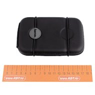 Фото Кейс для жесткого диска Hama H-95549 для внешнего жесткого диска 2.5 EVA винил черный