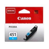 Картридж струйный Canon CLI-451 Cyan