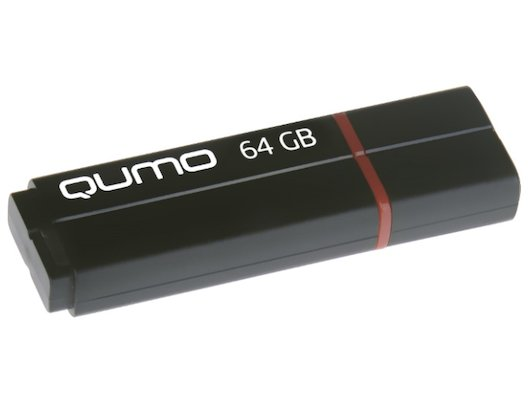 Флеш-диск USB 3.0 QUMO 64GB SPEEDSTER