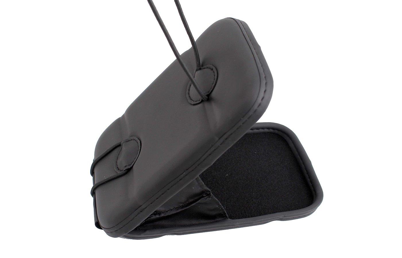 Кейс для жесткого диска Hama H-95549 для внешнего жесткого диска 2.5 EVA винил черный