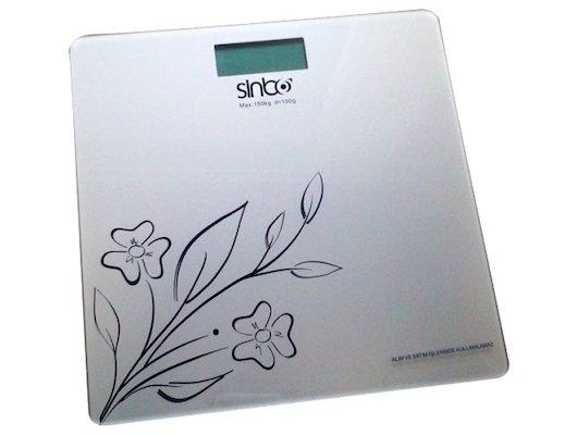 Весы напольные SINBO SBS-4421