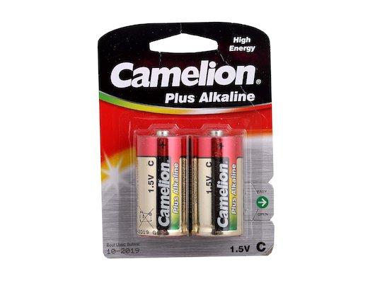 Батарейка Camelion Plus LR14 C 2шт.