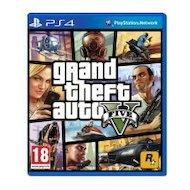 Фото Grand Theft Auto V (PS4 русские субтитры)
