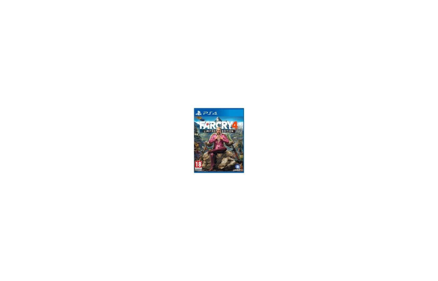 Far Cry 4. Специальное издание (PS4 русская версия)
