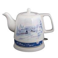 Чайник электрический  POLARIS PWK 1299CCR Зима