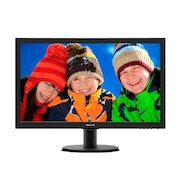 "Фото ЖК-монитор 23"" Philips 243V5LSB"