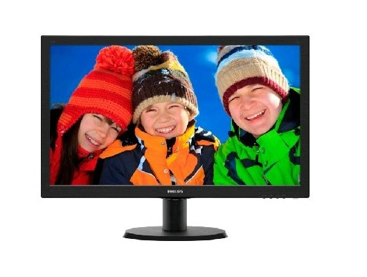 "ЖК-монитор 23"" Philips 243V5LSB"