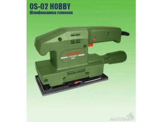 Виброшлифовальная машина КРАТОН ОS-02