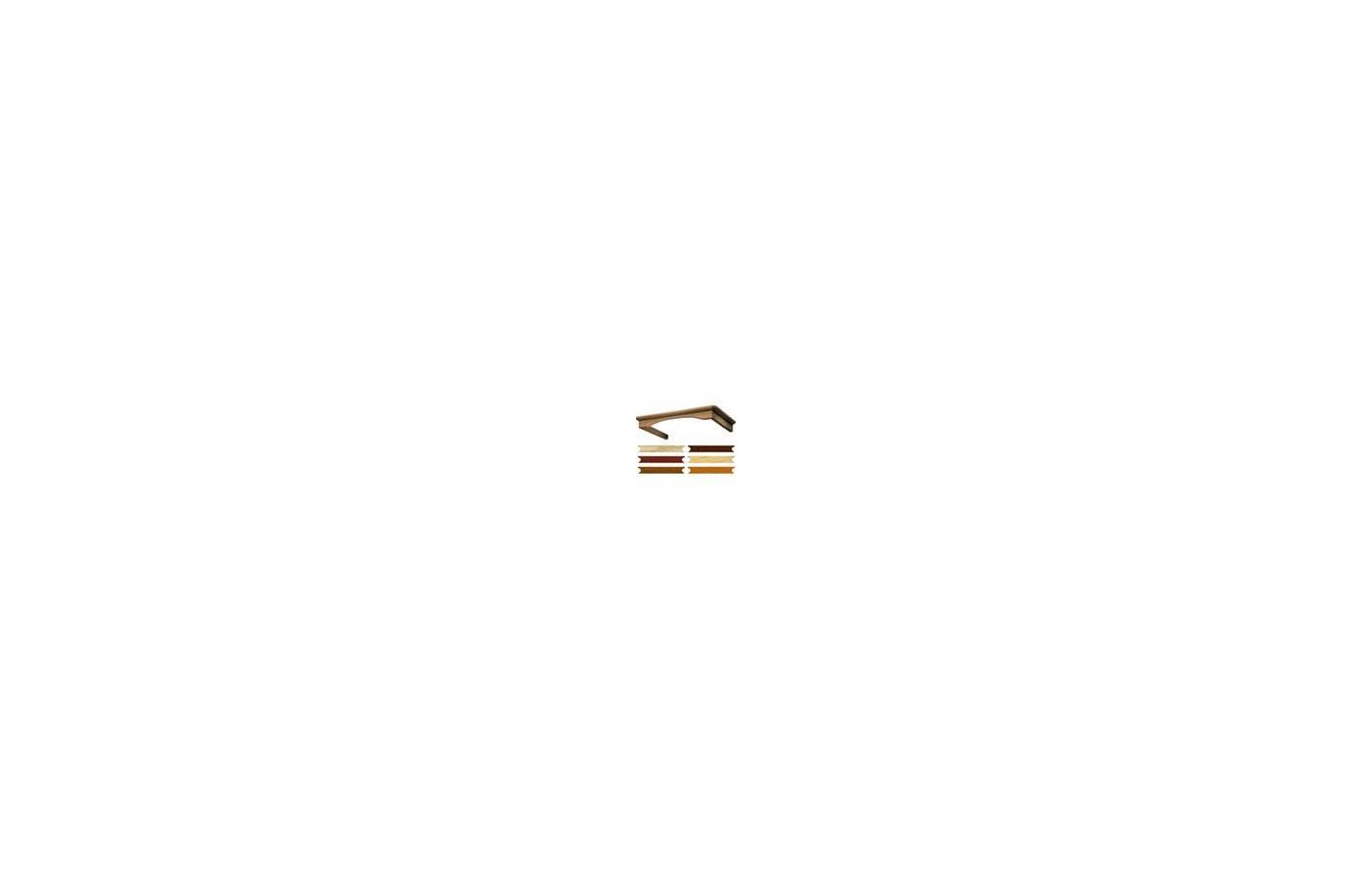 Аксессуар для в/о KRONA комплект багетов для Adelia CPB/G1/3 (темн.орех) в упаковке