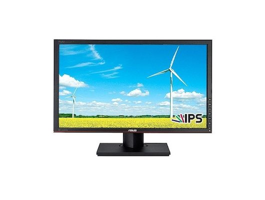 "ЖК-монитор 23"" ASUS PA238Q Black IPS LED 6ms 16:9 DVI HDMI HAS Pivot 50M:1 250cd USB"