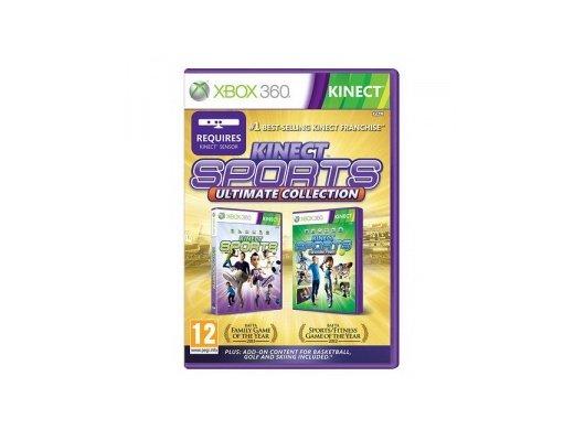 Kinect Rush + Kinect Sports Ultimate