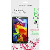 Фото Защитная пленка LuxCase 80847 Samsung Galaxy Tab 4 8.0 (Суперпрозрачная)