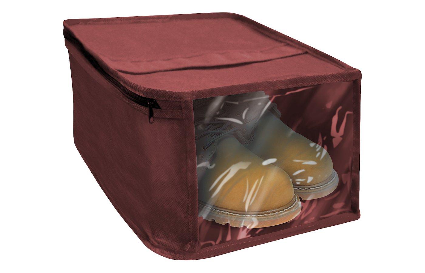 Емкости для хранения одежды РЫЖИЙ КОТ Чехол для обуви 30x15 см.