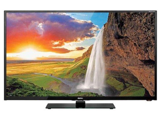 LED телевизор BBK 24LEM 1006/T2C black