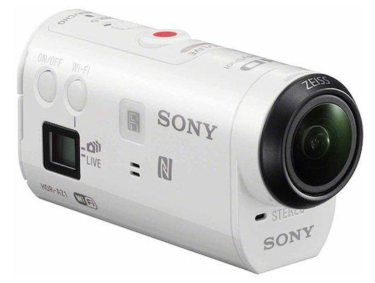 Экшн-камера SONY HDR-AZ1VR