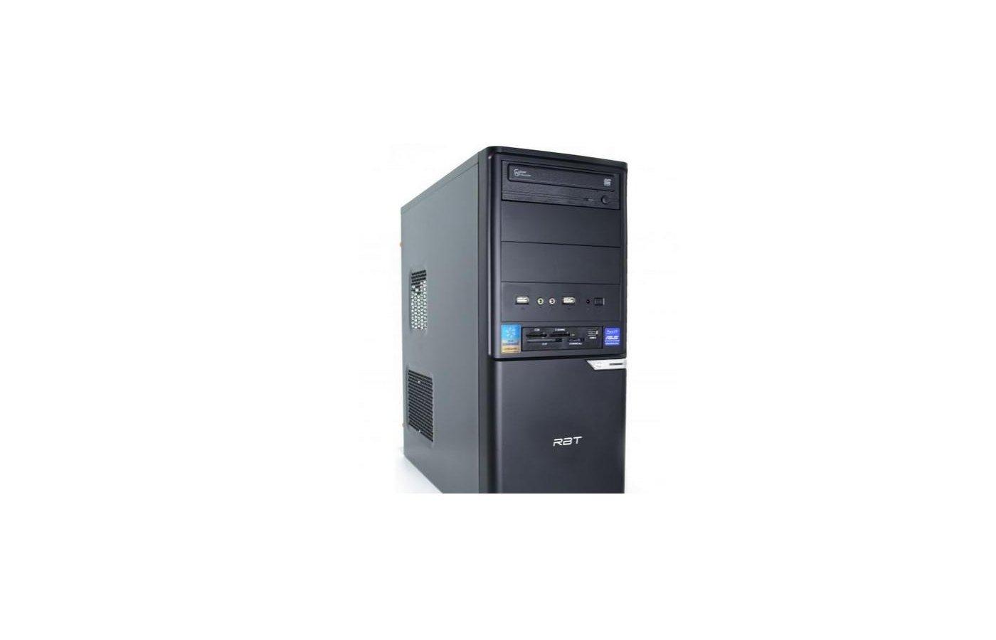 Системный блок РБТ R227 AMD A4 5300 X2 3.4Gh/4Gb/500Gb/HD7480D/DVDRW/CR