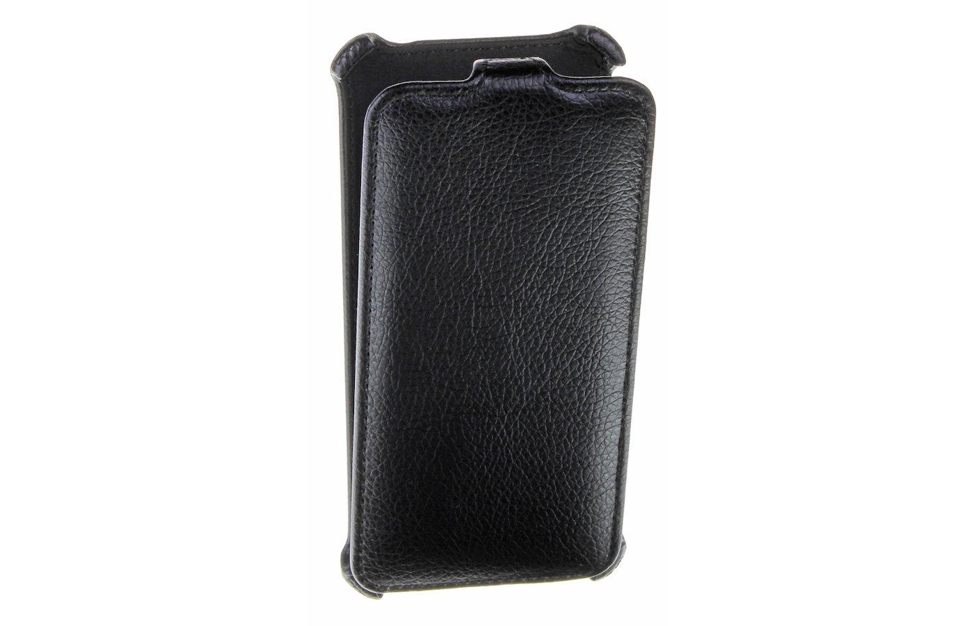 Чехол SHELL для для iPhone 5/5S/SE черный
