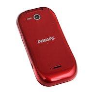 Фото Мобильный телефон PHILIPS E320 red