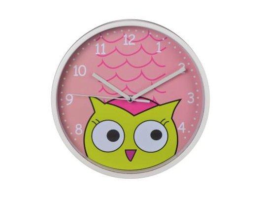 Часы настенные Hama H-123173 Детские настенные часы аналоговые
