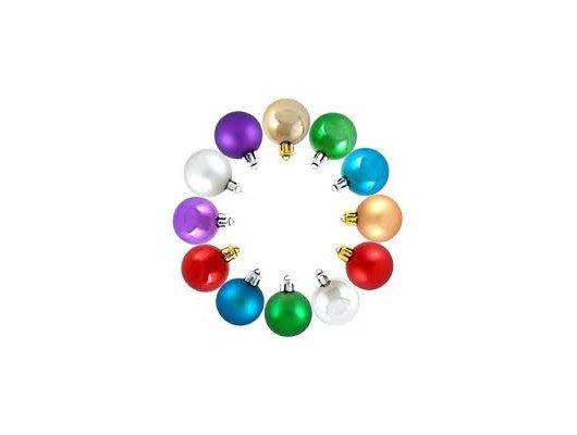Игрушка Сноу Бум Набор шаров 40мм 12шт 372-255