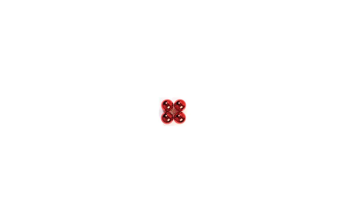 Игрушка Сноу Бум Набор шаров 60мм 6шт 373-031