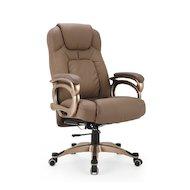 Фото EXCOMP OP-A2255 кресло / экокожа / кофейный
