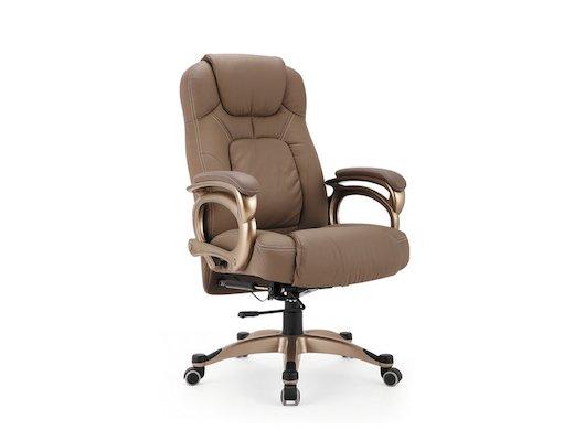 EXCOMP OP-A2255 кресло / экокожа / кофейный