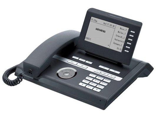 IP Телефон SIEMENS OpenStage 40 HFA lava