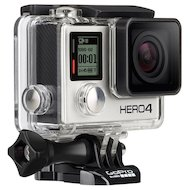 Экшн-камера Gopro hero 4 silver edition adventure chdhy-401