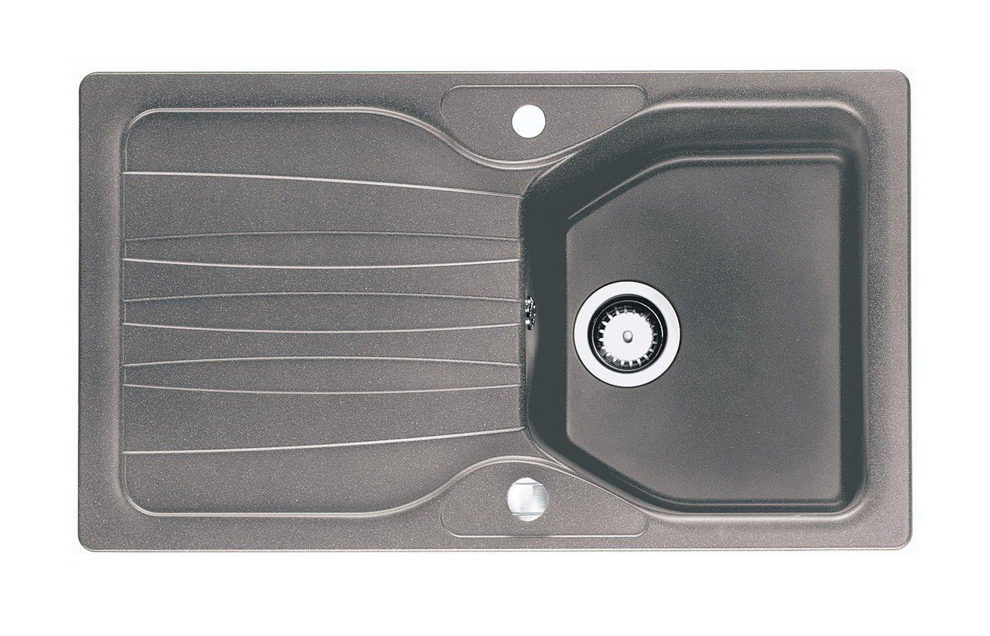 Кухонная мойка FRANKE COG 611 серебро