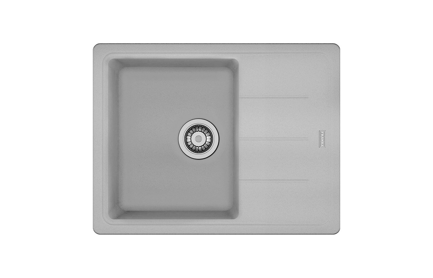 Кухонная мойка FRANKE MRG 611C серебро