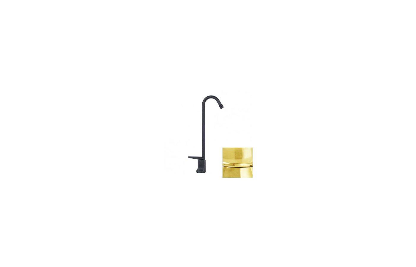 Смеситель Kuppersberg AMENO KG2614 GOLD