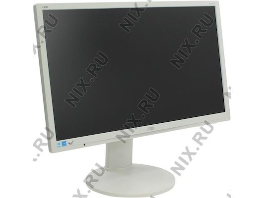 "ЖК-монитор более 24"" AOC E2460PHU Black LED 2ms 16:9 DVI HDMI M/M HAS 20M:1 250cd USB"