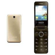 Фото Мобильный телефон Alcatel 2012D Soft Gold