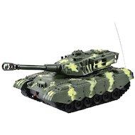 Фото Игрушка Mioshi Army MAR1207-016 Танк р/у МТ-72 26см бело-зелёный