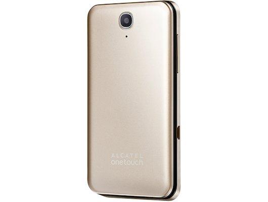 Мобильный телефон Alcatel 2012D Soft Gold