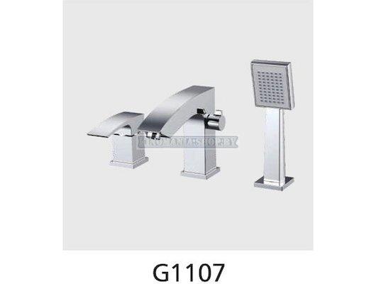 Смеситель FRAP G1107 Смеситель врезной