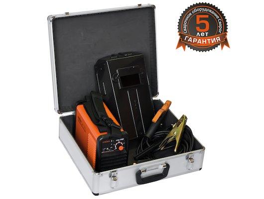 Сварочный аппарат Сварог ARC 145 (J6904) case