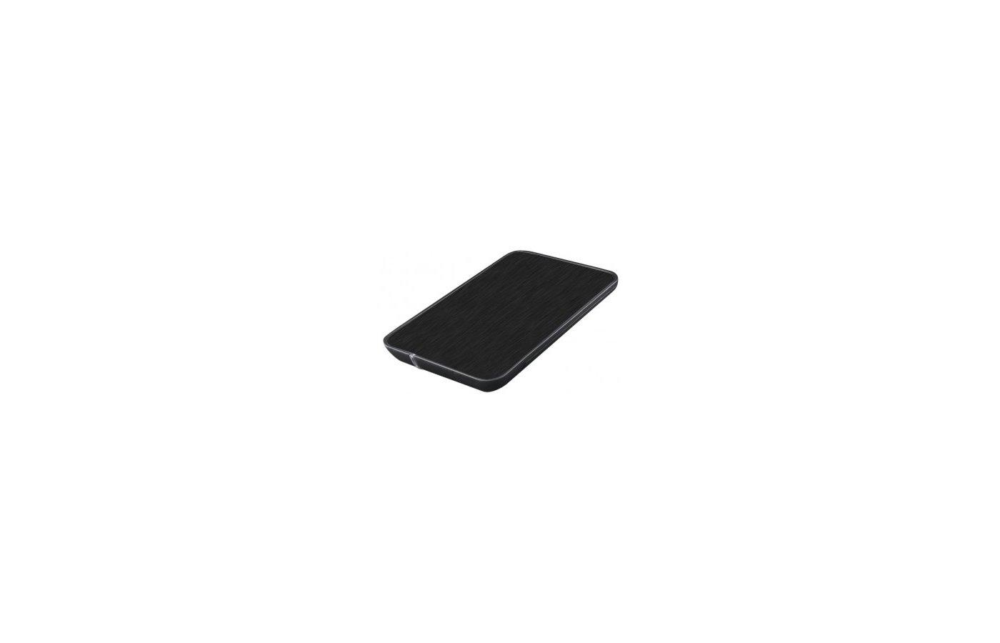 "Корпус для жесткого диска AgeStar SUB2A8 usb2.0 to 2.5""hdd SATA (Black)"