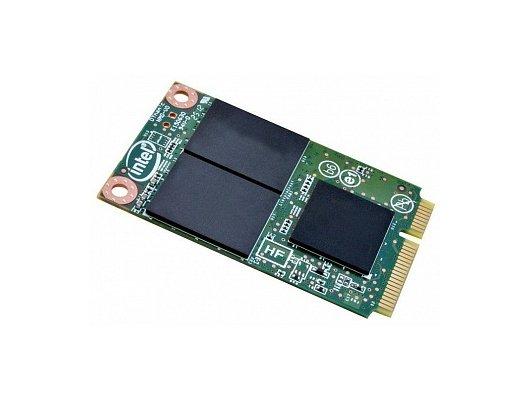 SSD жесткий диск Intel mSATA 80Gb SSDMCEAW080A401 530 Series w490Mb/s r540Mb/s MLC